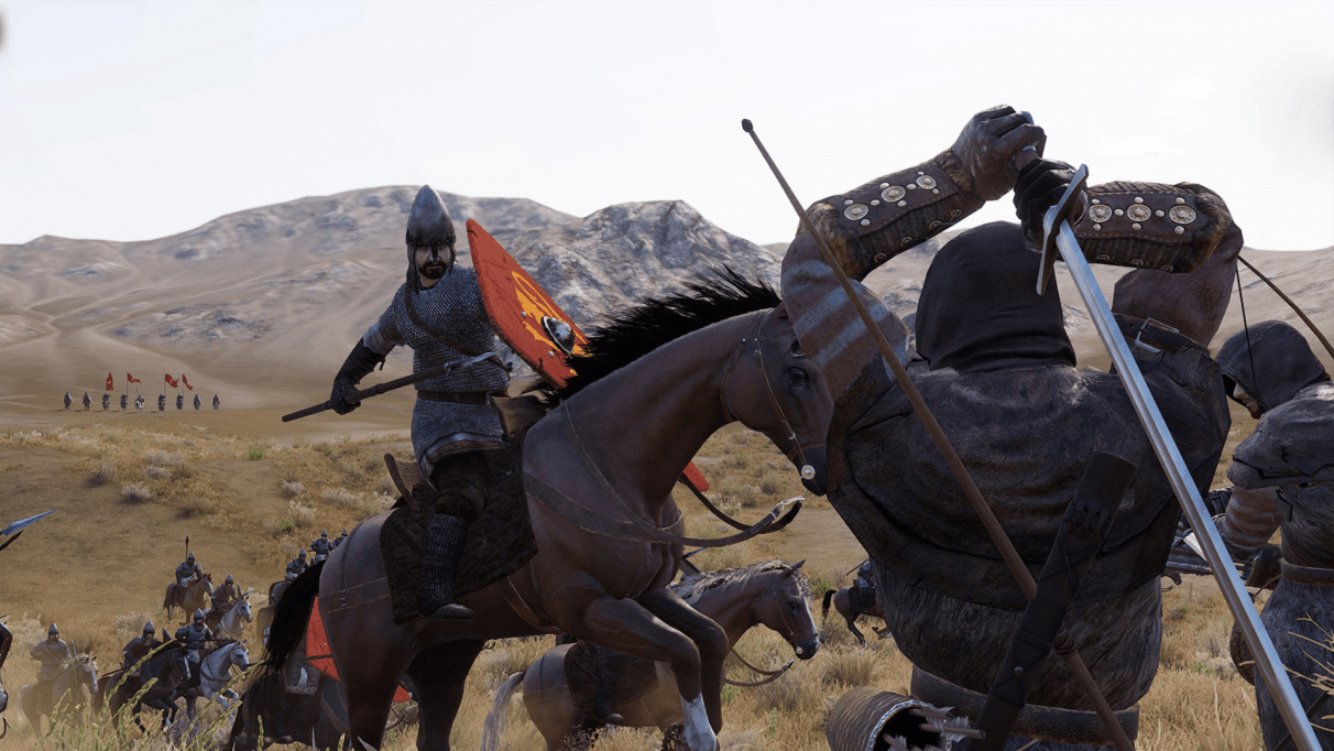 Mount and Blade 2 Combat