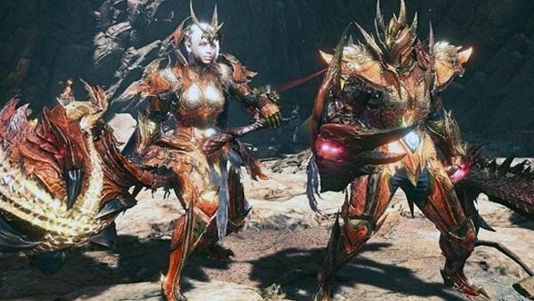 Monster Hunter World Safi'jiiva Siege