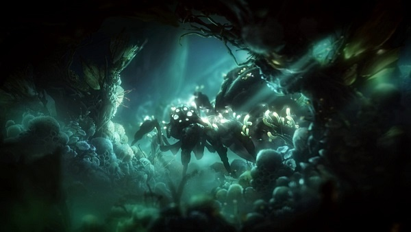 Ori and the Will of the Wisps abilities