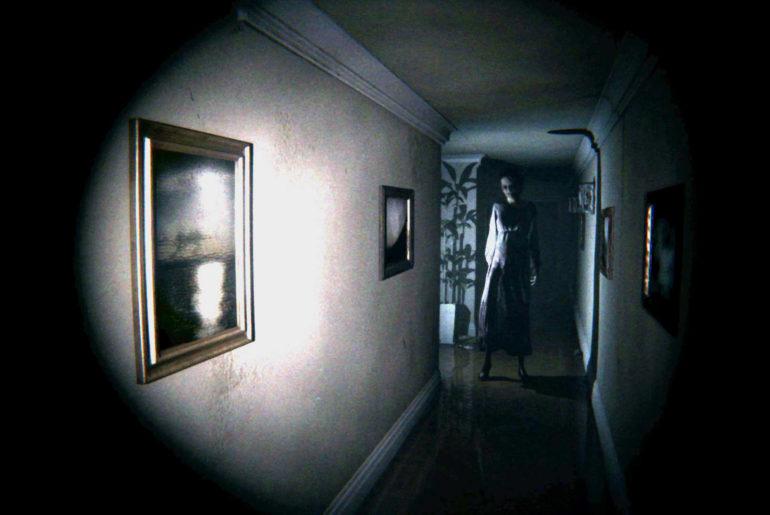 Silent Hills game