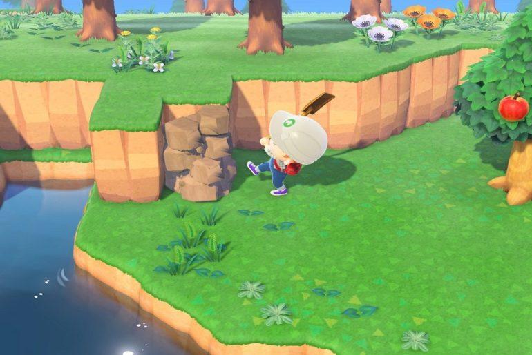 Animal Crossing: New Horizons Terraforming
