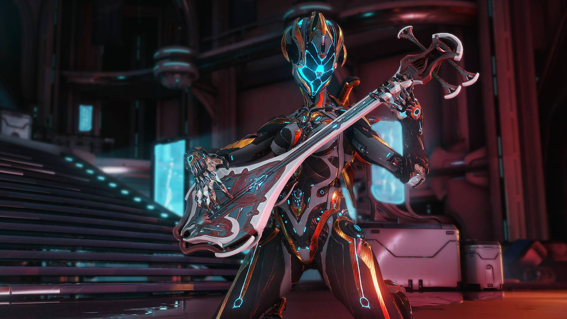 Warframe Scarlet Spear Credits