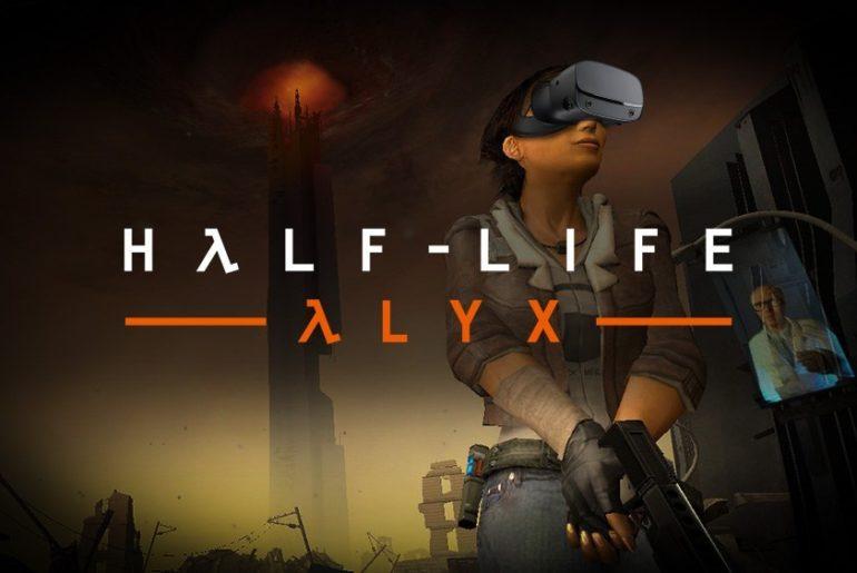 Half-Life Alyx VR Hardware