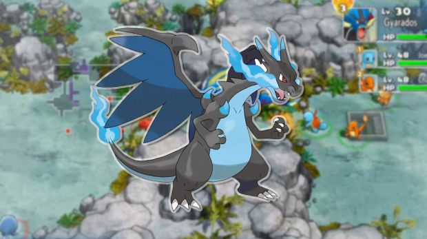 Pokemon Mystery Dungeon DX Mega Evolve
