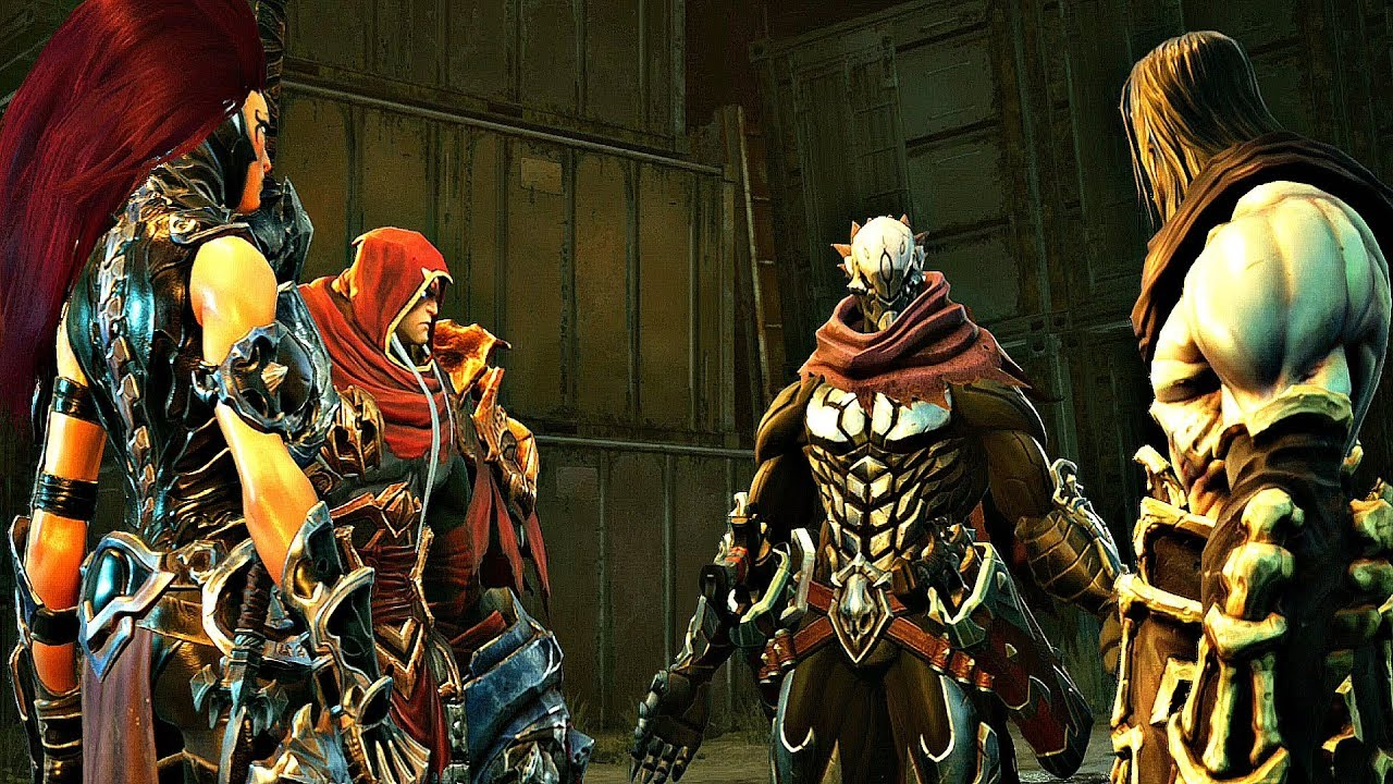 Darksiders 4 Player Co-Op
