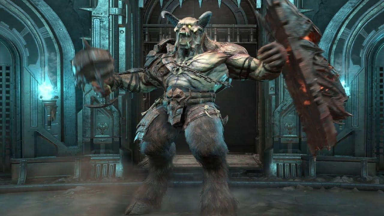 Gladiator Boss Doom Eternal