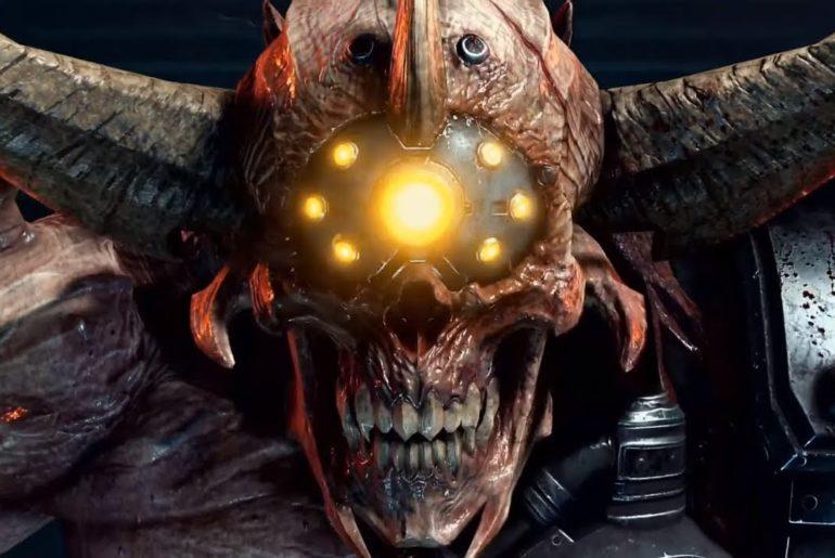 Doom Eternal Doom Hunter
