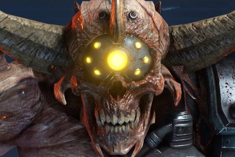 Doom Eternal Doom Hunter Base Collectibles Locations