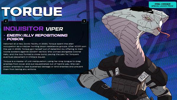 XCOM: Chimera Squad Torque Guide
