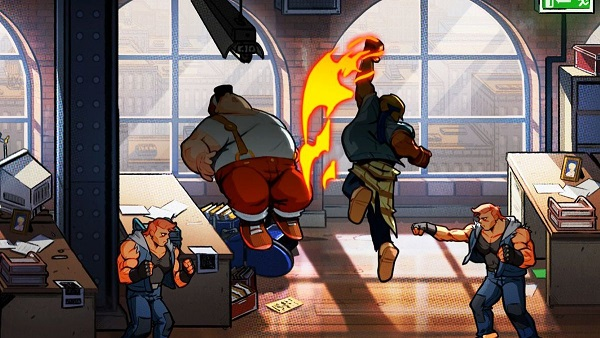Streets of Rage 4 Retro Levels Locations Guide