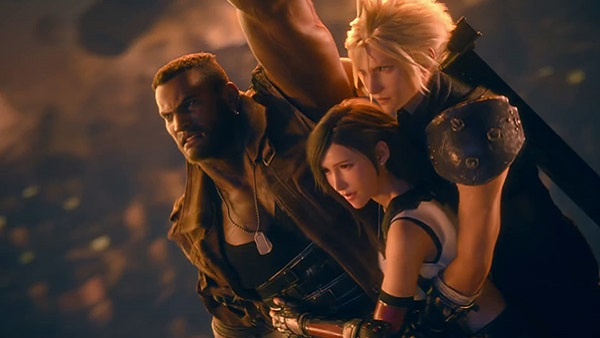 Final Fantasy 7 Remake Support Materia