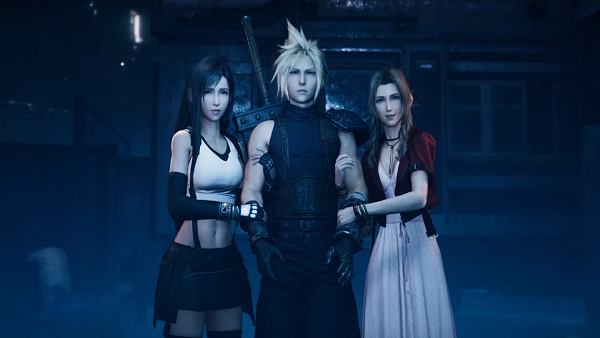 Final Fantasy 7 Remake Command Materia