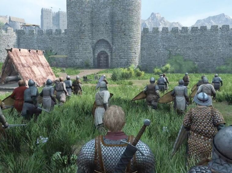 Mount And Blade 2: Bannerlord Castle