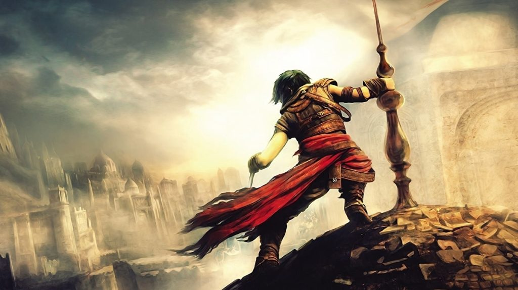 Assassins Creed Prince Of Persia