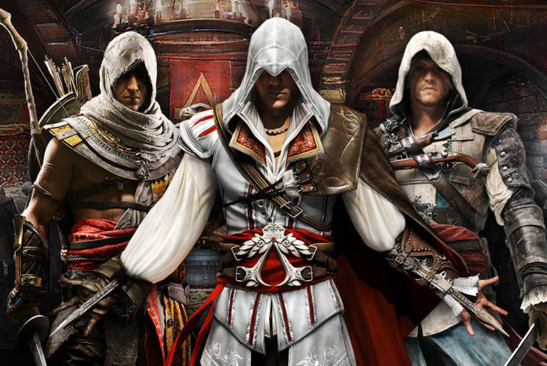 Assassins Creed Games No Fun After Brotherhood Ex Ac Game Director
