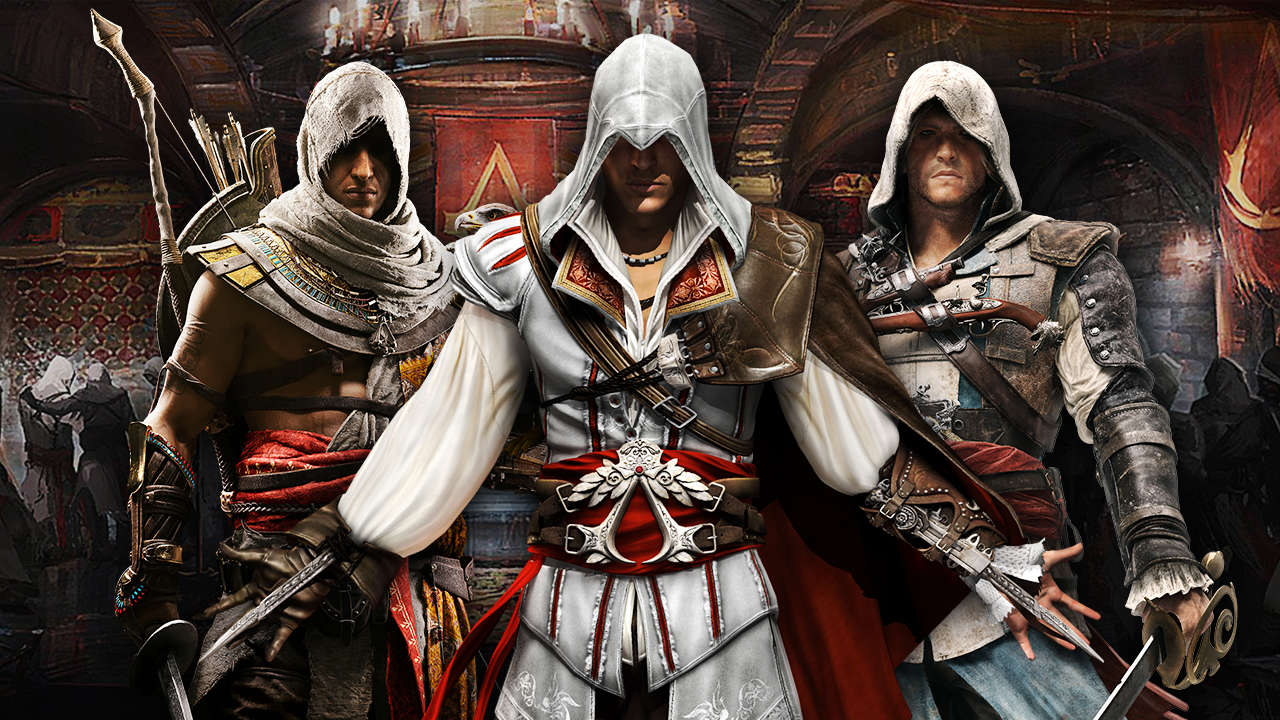Assassins Creed games