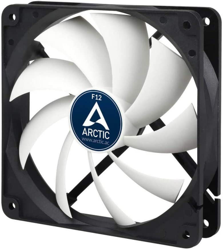 ARCTIC F12-120mm Standard Low Noise Case Fan