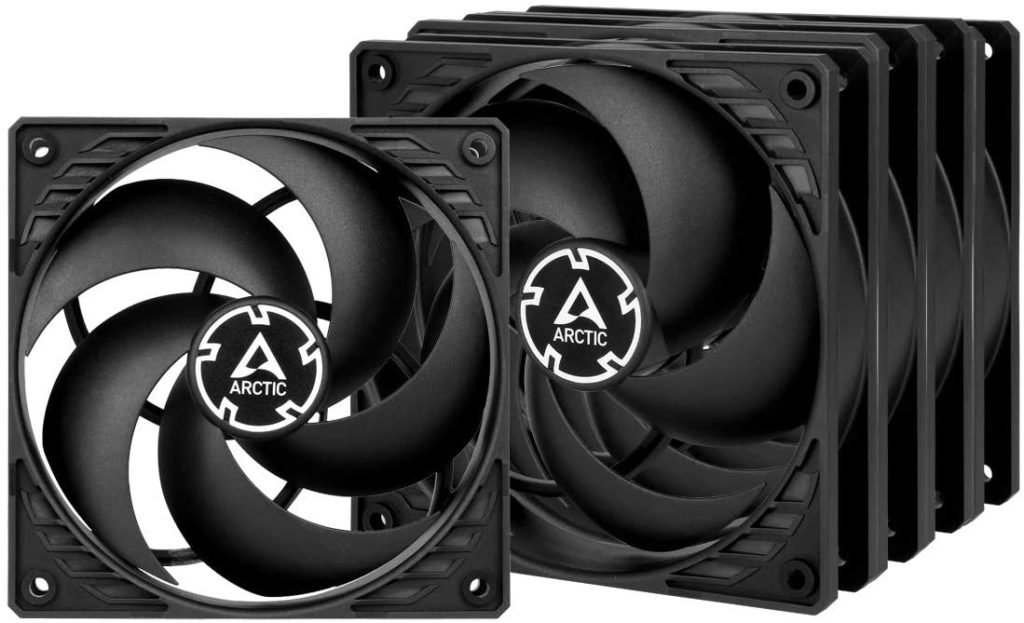 ARCTIC P12 PWM PST best 120mm PC fans
