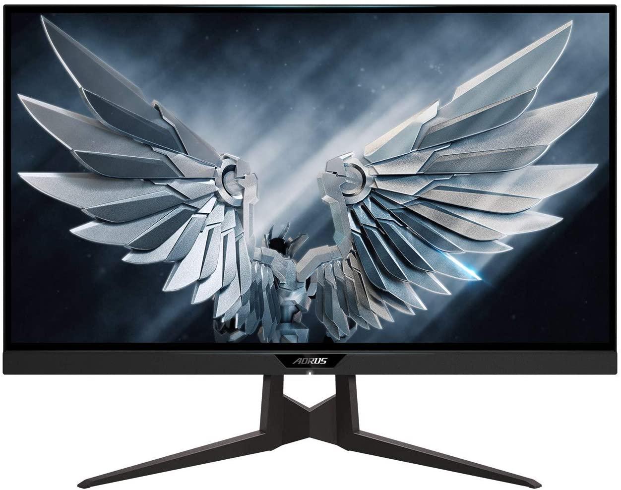 """Gigabyte Aorus FI27Q-P 27"""" Frameless Gaming Monitor"""