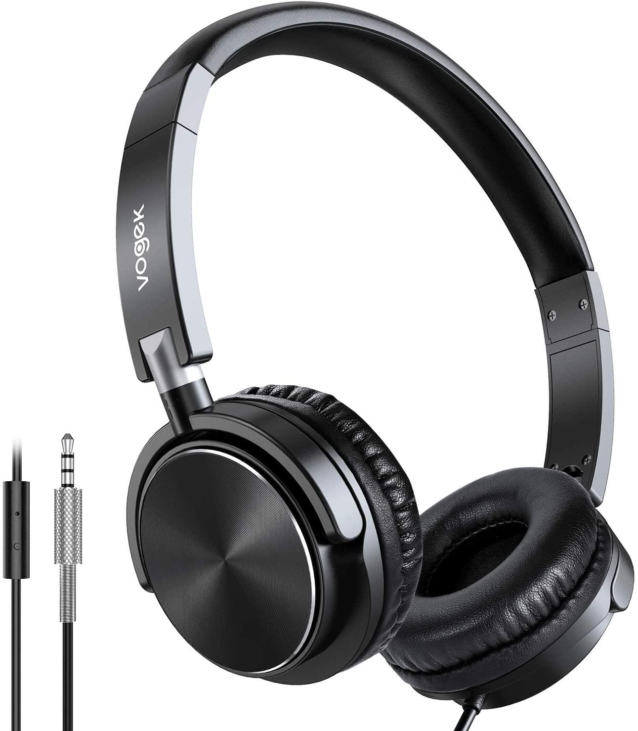 Vogek On-Ear Headphones