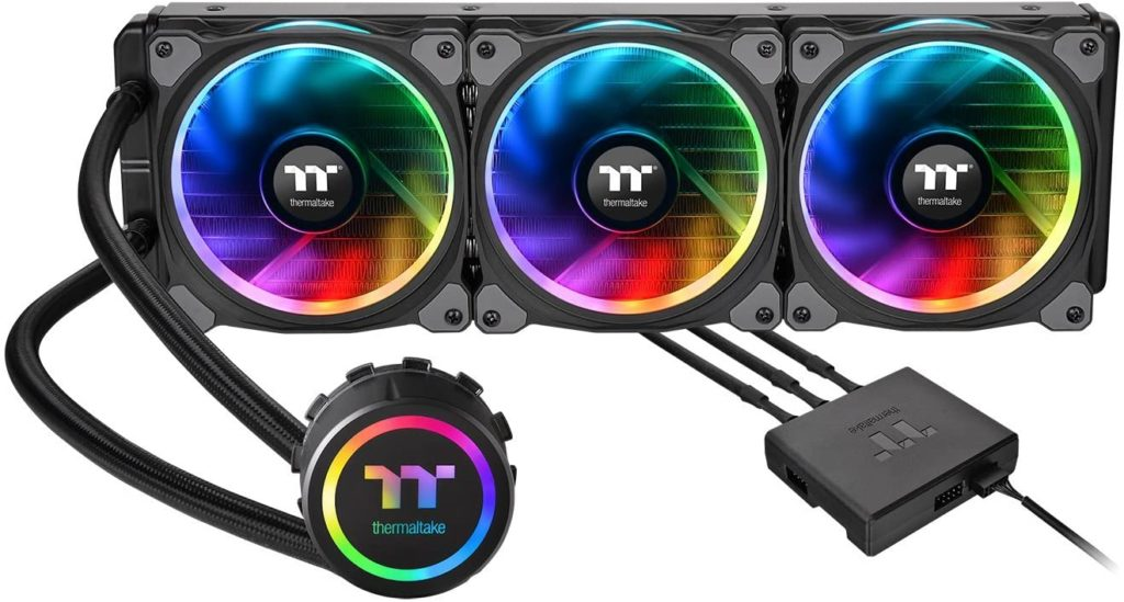 Thermaltake Floe Riing 360 Best CPU Liquid Coolers