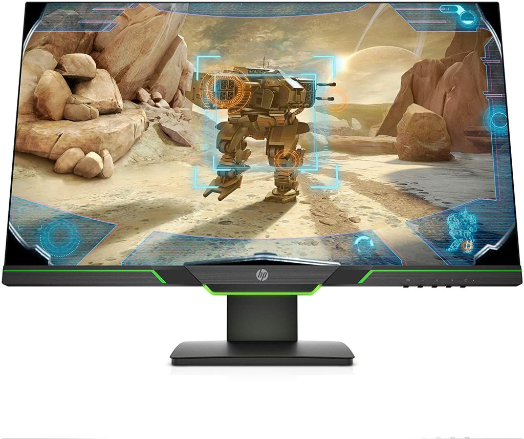 HP 27-inch FHD Gaming Monitor Best Gaming Monitors Warzone
