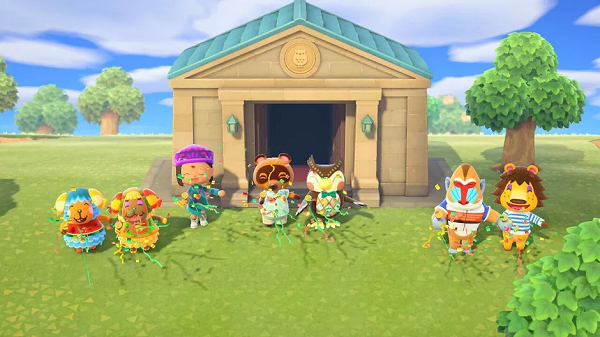 Animal Crossing New Horizons Ants