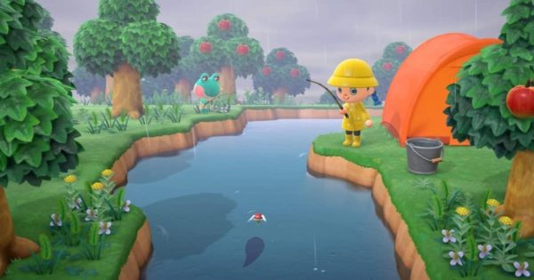 Animal Crossing New Horizons Mole Cricket