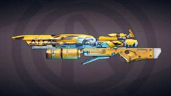 Borderlands 3 OPQ System Legendary Weapon