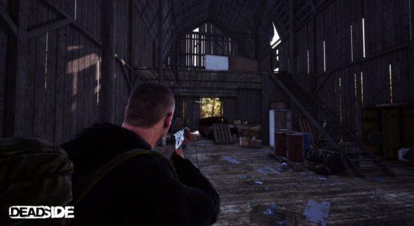 Deadside DirectX Runtime Fix