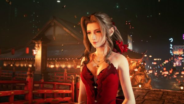Final Fantasy 7 Remake Bridal Dresses