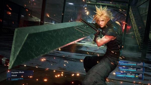 Final Fantasy 7 Remake Manuscripts