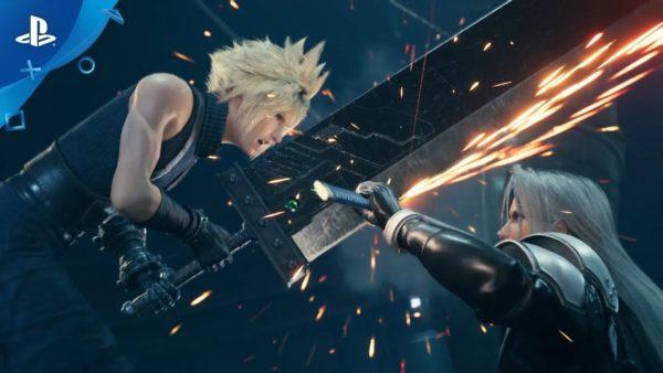 Final Fantasy 7 Remake enemy skills