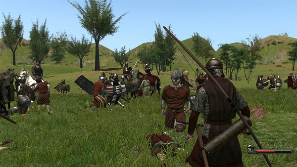Istiana and Arzagos in Mount and Blade 2
