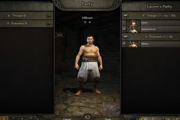 Mount and Blade 2 crafting