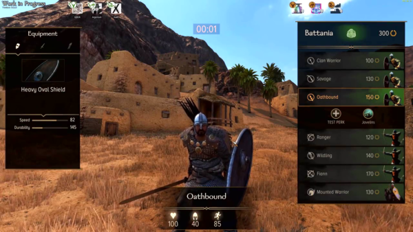 Mount and Blade 2 trading