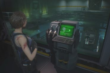 Resident Evil 3 Nest 2 Lab Vaccine Puzzle