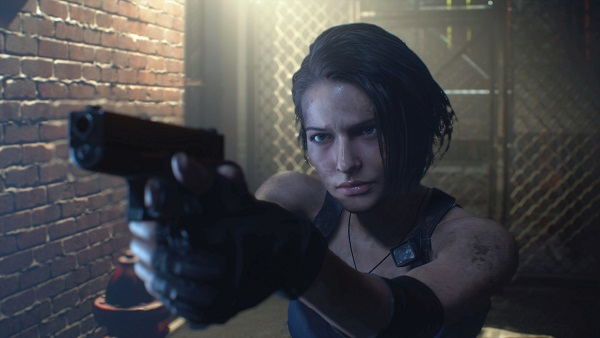 Resident Evil 3 Remake weapons