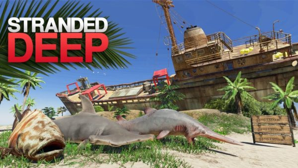 Stranded Deep cooking