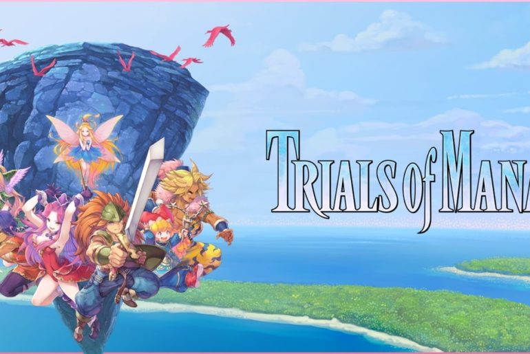 Trials of Mana class change