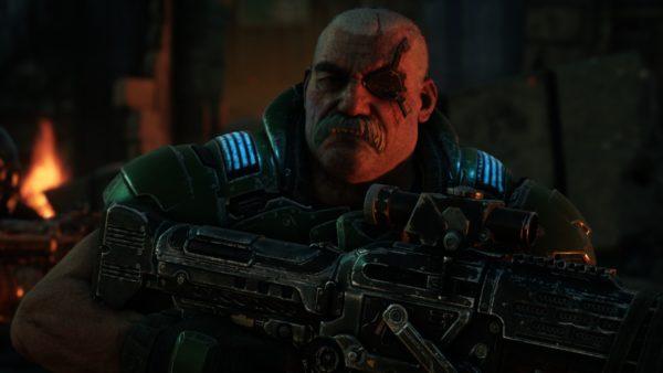 Gears Tactics Vanguard Class