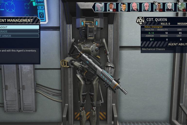 XCOM Chimera Squad Armor