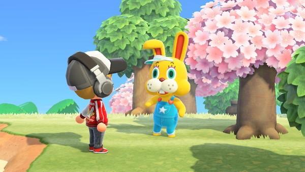 New Horizons Bunny Day