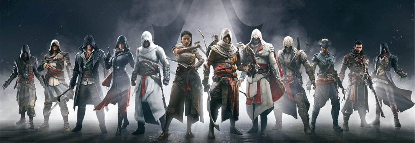 The Full Chronological Order of Assassin's Creed Games