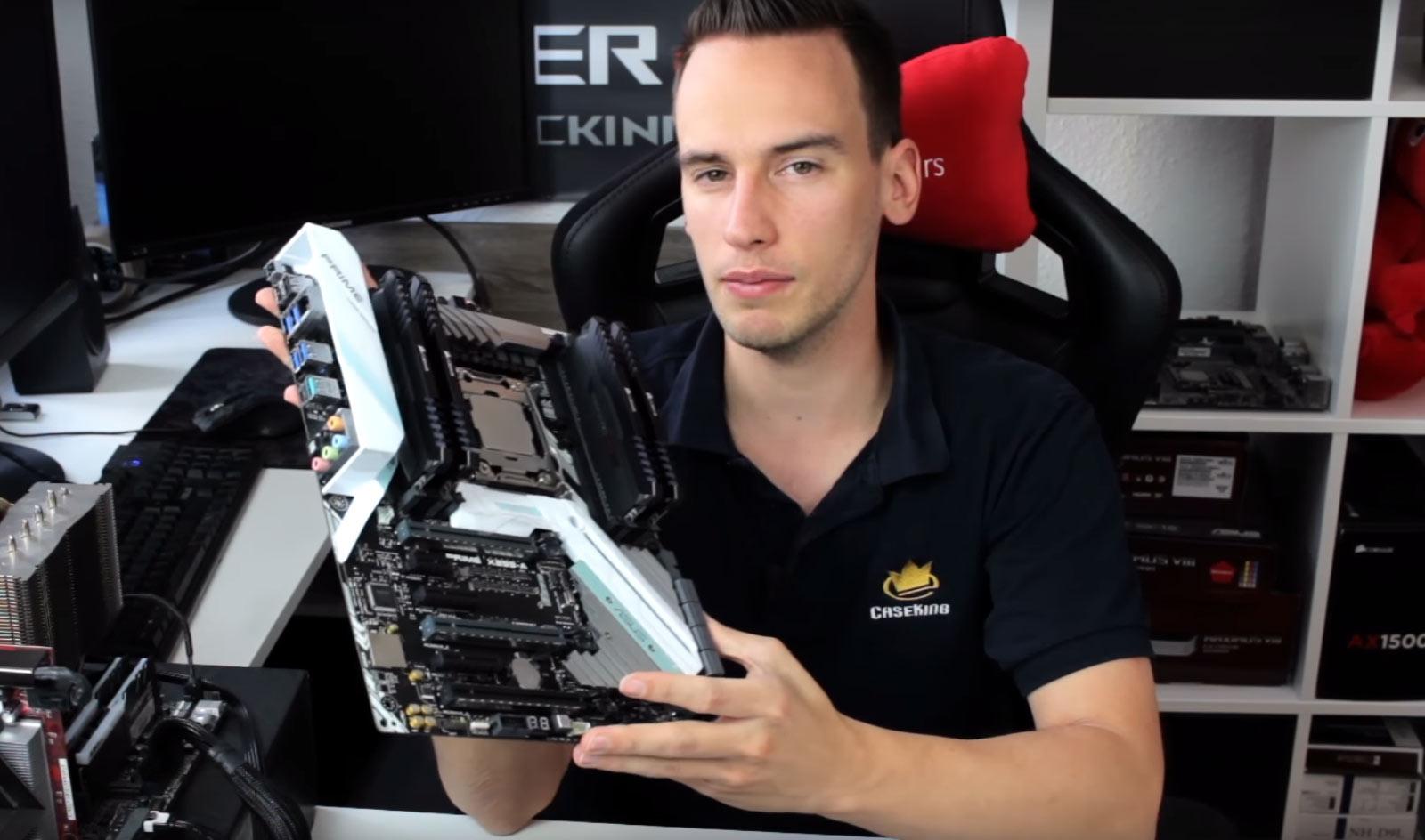 Der8auer AMD CPU