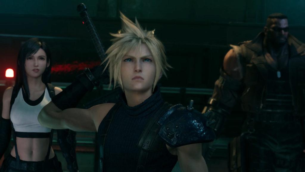 Final Fantasy 7 Remake Character Attributes