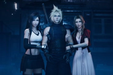 Final Fantasy 7 Remake Character Attributes