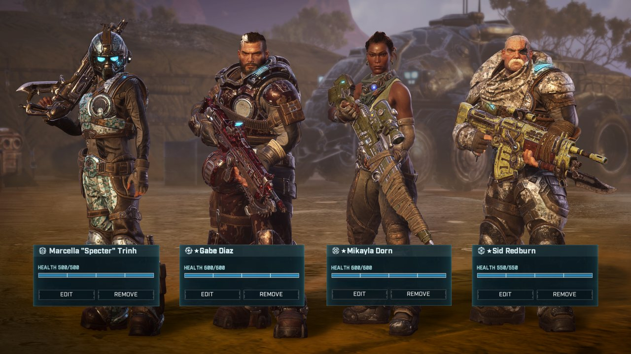 Fire Soldiers Gears Tactics