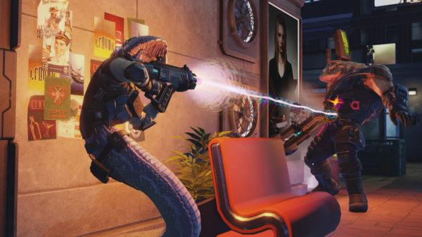 XCOM Chimera Squad Difficulty Levels Guide