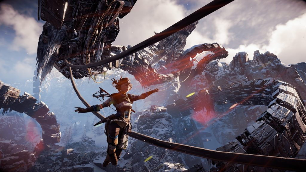 Horizon Zero Dawn 2 PS4